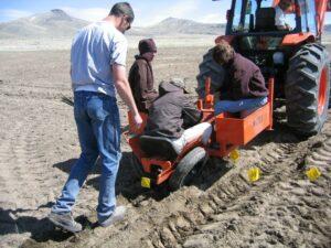 Two-Man Unit Planter