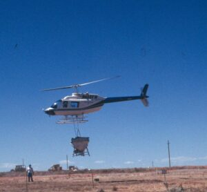 Helicopter Seeding